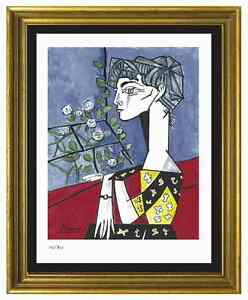 Pablo Picasso Signed & Hand-Number Ltd Ed