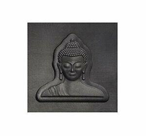 Small Buddha 3D Graphite Ingot Mold Silver Gold Copper Aluminum Metal Casting