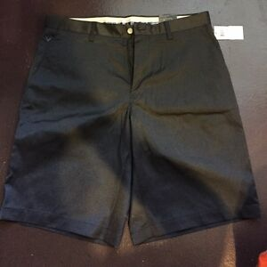 Callaway golf shorts - black - men's size 34 - new with tags