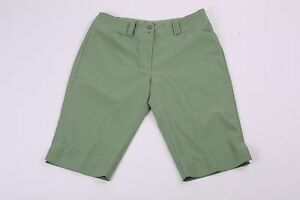 Nike Golf Nike Fit Dry Shorts Size 4 Green Womens T49