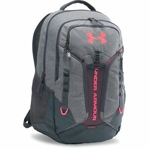 Under Armour Storm Contender Backpack GraphiteStealth Gray One Size