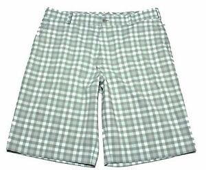 Men's New Nike Golf Shorts Dry Fit Polyester Spandex Size 34 Inseam 11
