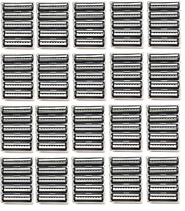 Atra Plus Generic Blades BULK Packaging - 100 Cartridges Fits Gillette Razor
