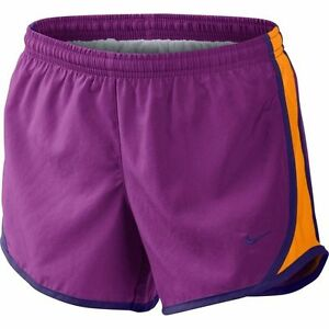 Nike Girl's 3.5 Tempo Running Shorts Track Performance Size XL Cosmic Purple NWT