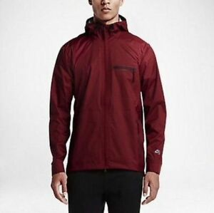 Nwt $250 Men's Nike SB Stay Dry Storm-fit Waterproof Jacket Red 707816 677