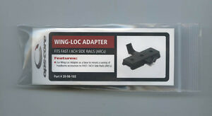 Ops Core Wing Loc Adapter For FAST ACH Helmet Side rails (ARCs) New In Bag