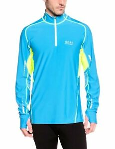 Gore Running Wear Men's Mythos Thermo Shirt - Choose SZColor