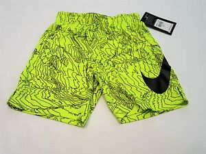 Nike dry-fit boys kids clothes size 4 sport shorts football basketball