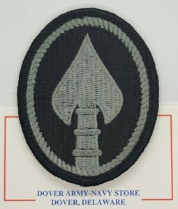 US ARMY US SPECIAL OPERATIONS COMMAND USSOCOM PATCH - ACU