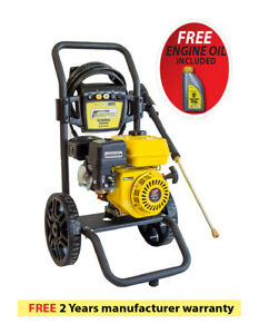 Waspper W3000HA 3200PSI 2.8 GPM Gas Powered Cold Water High Pressure Washer $299.99