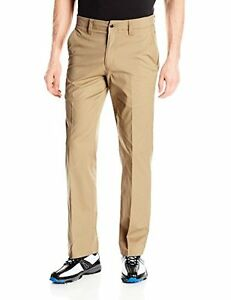 PGA TOUR Men's Golf Performance Flat Front Comfort Stretch Pant