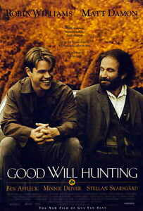 GOOD WILL HUNTING Movie Poster Licensed NEW USA 27x40quot; Theater Size