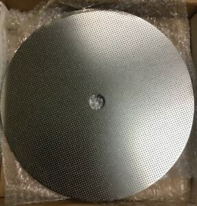 RAY FORSTER DENTAL LAB MODEL TRIMMER DIAMOND GRINDING DISC CUTTING WHEEL 12