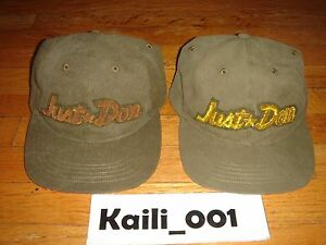 Just Don x ReadyMade Bronze Gold Hat Set Don C Snake Python Limited to 56 B