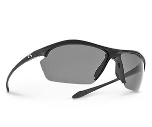 Under Armour UA Mens ZONE XL Black Sunglasses Shiny BlackGray Lenses NWT