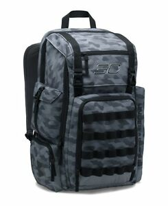 Under Armour Men's Backpack School Travel Sports Camp Bags Supplies SC30 Bag s