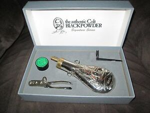 Colt Black Powder Muzzleloader Accessory Kit Army A2044 Flask Mold Tin Wrench