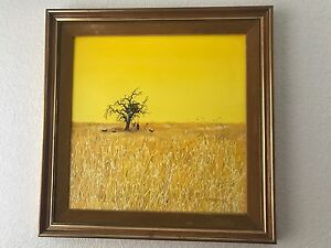 DUANE ARMSTRONG 1974 Original Signed Oil Painting *PRICE REDUCED* $999.00