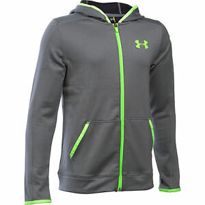 Under Armour Boys' UA ColdGear Fusion Full Zip Hoodie 1285040-040