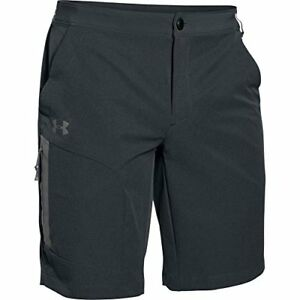 Under Armour Armourvent Trail Short Men's Anthracite Small New