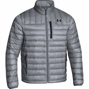 Under Armour Men's Storm ColdGear Infrared Turing Jacket SteelBlack X-Large