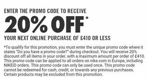 NIKE 20% OFF PULSE CODE SPORTS WEAR AEROLOFT DRI FIT SB TECH HOME STADIUM PRO