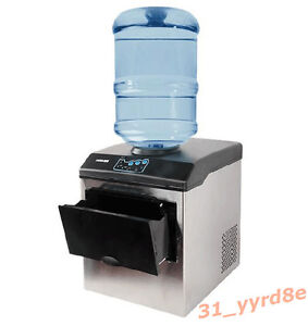 Commercial ice cube maker machine Bullet round ice production: 25KG24 hours