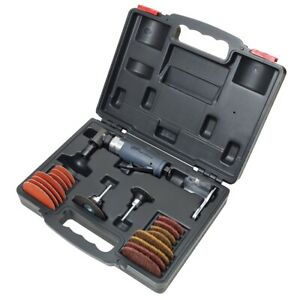 Ingersoll Rand 302BK 1 4quot; Right Angle Composite Die Grinder Kit $148.49