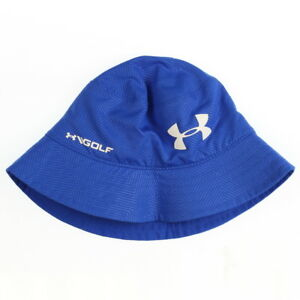 Under Armour 3093 Athletic Kids Boys Golf Bucket Hat Sports Blue Youth OSFM
