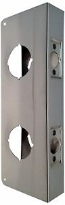 Don-Jo 256-CW 22 Gauge Stainless Steel Classic Wrap-Around Plate (Pack of 10)