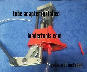 NEW LEE VALUE TURRET PRIMER TUBE ADAPTER UPGRADE KIT&PD PRESS IS NOT INCLUDED