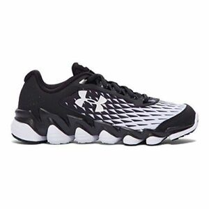 NIB UNDER ARMOUR BOYS YOUTH 1266314 BGS SPINE DISRUPT SNEAKER TENNIS SHOES 4.5