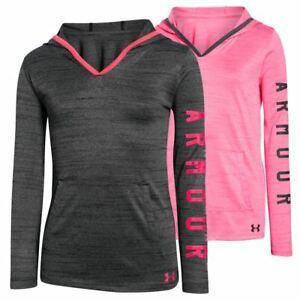 Under Armour Girl's Tech Hoodie
