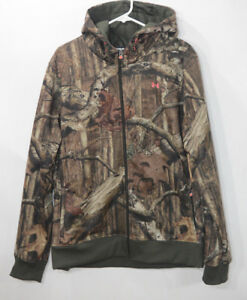 Women's Size 2XL - Under Armour - Realtree Camo Hoodie Jacket