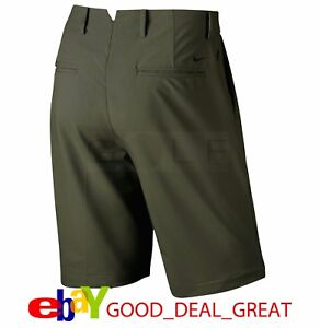 2017 NIKE Tiger Woods Practice Golf Shorts 3.0 833229-325 $100 SIZE 34