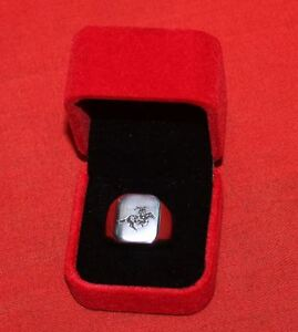 Winchester Stainless Steel Ring with Display Box