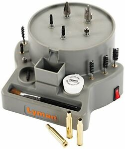 Lyman Case Prep Xpress 115-Volt Inclusive System All Accessories Included Best