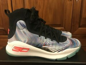 Under Armour UA Curry 4 More Magic China Exculsive Steph 1298306-016