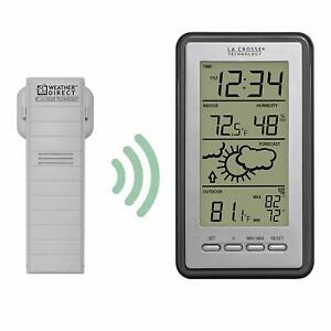 La Crosse Technology WS-9160U-IT Digital Thermometer with Indoor/Outdoor Upgrade