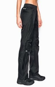 Under Armour Women's Storm 3 Waterproof & Windproof Black Pant XSmall NWT $99