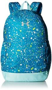 Under Armour Girls' Favorite Polyester Backpack Highly Water-Resistant