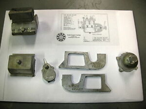 Bob Shores Silver Bullet Model Casting Kit with Engine Drawings  Builders Hints