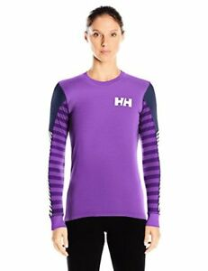 Helly Hansen Women's HH Active Flow Graphic Long Sleeve Base Layer Shirt