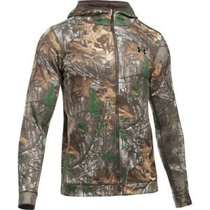 Under Armour Tactical Stealth Reaper Early Season Mens Hoody - Realtree Ap-xtra