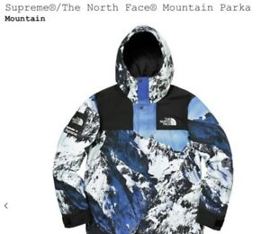 Supreme X The North Face Mountain Parka Jacket SIZE XL CONFIRMED