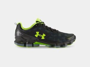 NEW~UNDER ARMOUR MENS MICRO G NITROUS RUNNING TRAINING SHOES SZ 13 #1258213-019