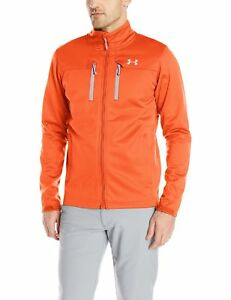 Under Armour Men's Storm ColdGear Infrared Softershell Jacket FuegoSteel X...