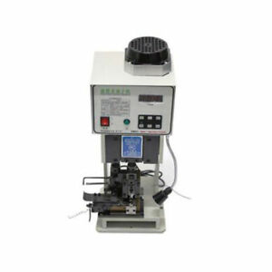 220V Automatic Wire Crimping Machine 1.5T Low Noise Terminal Crimping Machine T