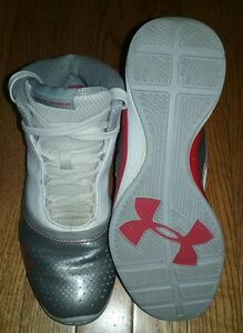 Mens Boys Under Armour Shoes 7 Micro G Blur GS Basketball Shoes Size 7Y