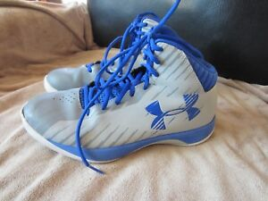 Ladies Under Armour Basketball Shoes Size 9